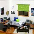 大学生の部屋