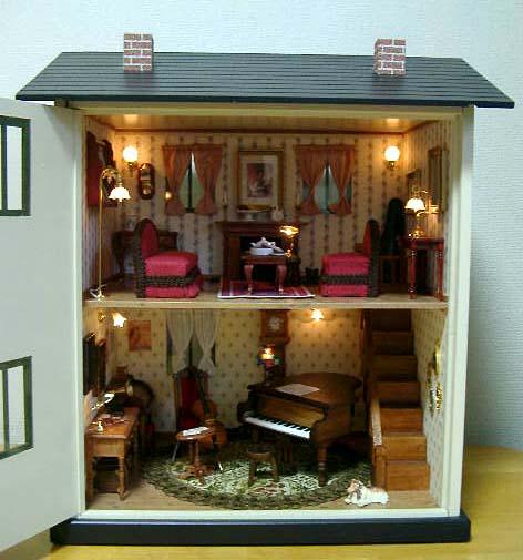 チェリストの家