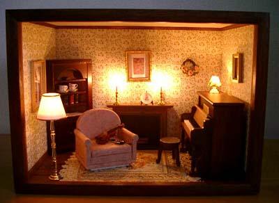 バイオリニストの部屋